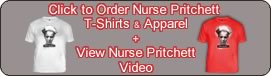 nurse pritchett apparel